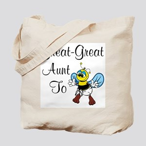 Great Great Aunt To Bee Tote Bag