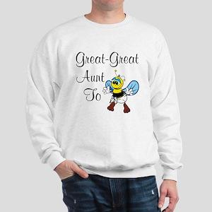 Great Great Aunt To Bee Sweatshirt