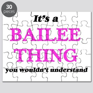 It's a Bailee thing, you wouldn't u Puzzle