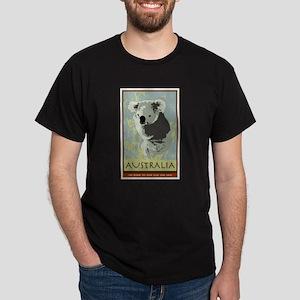 Australia I Dark T-Shirt