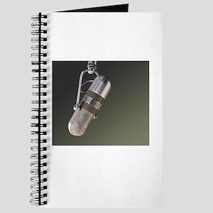 Ribbon Mic Journal