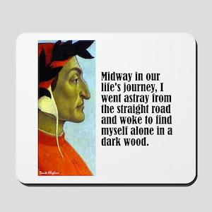 """Dante """"Midway"""" Mousepad"""