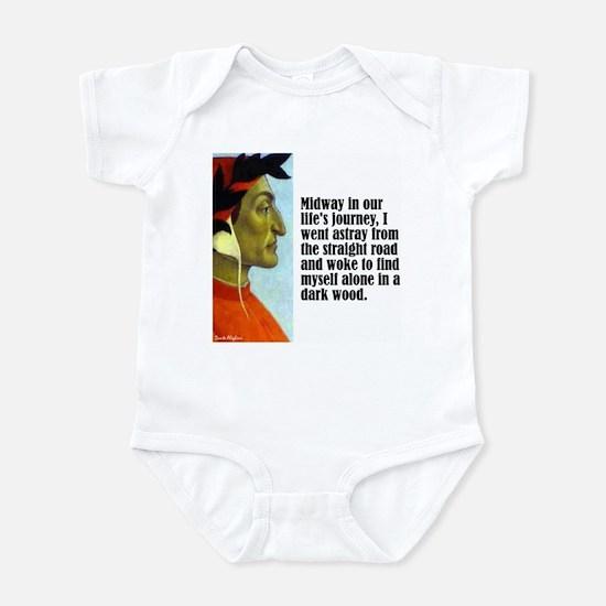 """Dante """"Midway"""" Infant Bodysuit"""