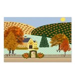 Pumpkin Hollow Postcards (Package of 8)