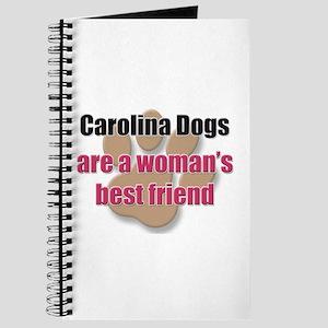 Carolina Dogs woman's best friend Journal