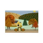 Pumpkin Hollow Magnets (10 pack)