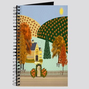 Pumpkin Hollow Journal