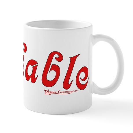 Lickable - Red Mug