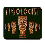 Tikiologist Dark Mousepad