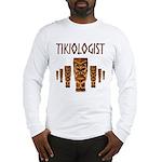 Tikiologist Long Sleeve T-Shirt