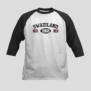 Swaziland 1968 Kids Baseball Jersey