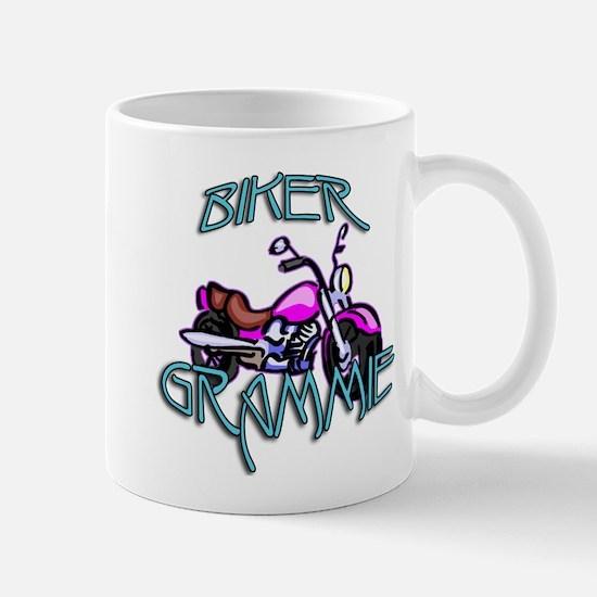 Biker Grammie Mug