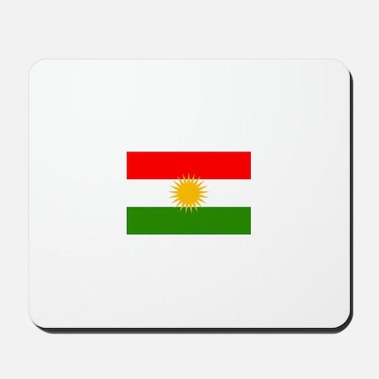 Kurdistan Mousepad
