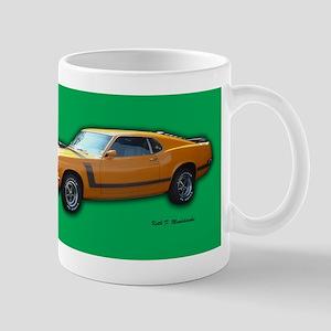 Boss 302 Mustang Vintage Stre Mug