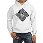 Flash of Diamond Hooded Sweatshirt