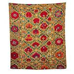 Antique Uzbek Wall Tapestry