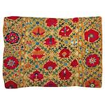 Antique Uzbek Pillow Sham