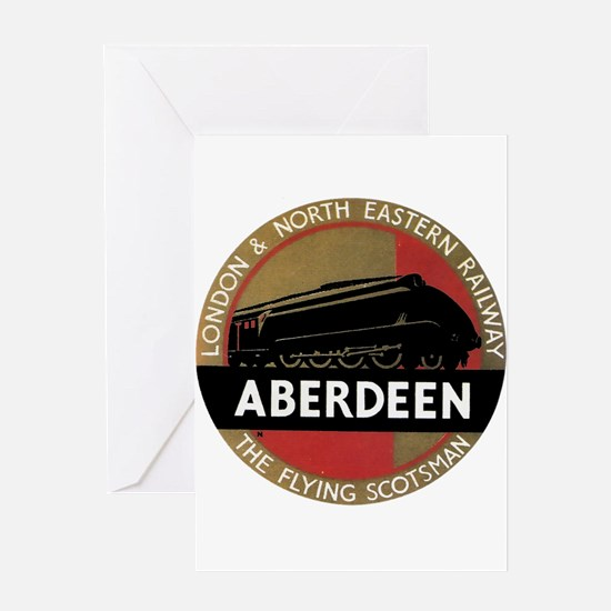 Aberdeen Greeting Card