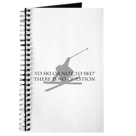 To Ski Or Not To Ski Journal