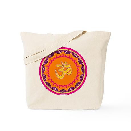 Aum Ohm Tote Bag