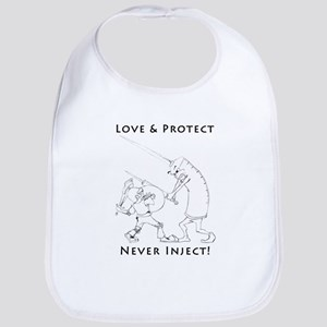 Never Inject Bib
