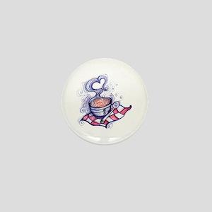 Empty Bowls Mini Button
