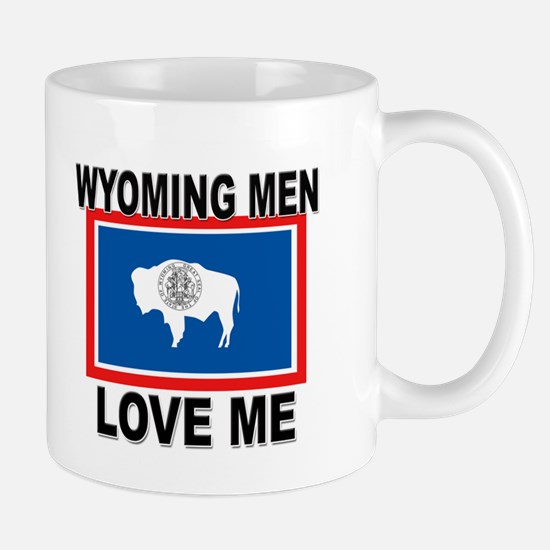 Wyoming Love Me Mug