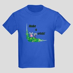 Make a Wish - Pixies Kids Dark T-Shirt