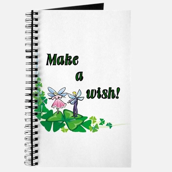 Make a Wish - Pixies Journal