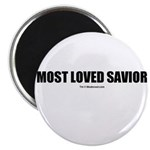 Most Loved Savior(TM) Magnet