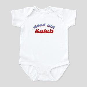 Good Old Kaleb Infant Bodysuit