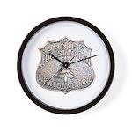 Newfoundland Junior Warden Wall Clock
