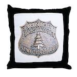 Newfoundland Junior Warden Throw Pillow