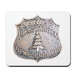 Newfoundland Junior Warden Mousepad