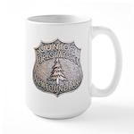 Newfoundland Junior Warden Large Mug