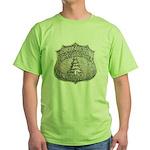 Newfoundland Junior Warden Green T-Shirt