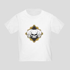 Skulls in Frame Toddler T-Shirt