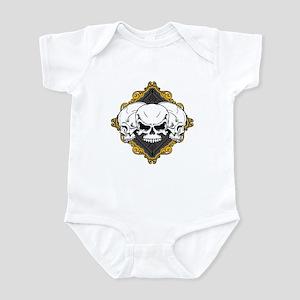Skulls in Frame Infant Bodysuit