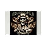 Gangsta Love Rectangle Magnet (100 pack)