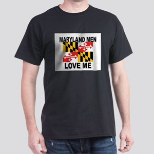 Maryland Loves Me Dark T-Shirt