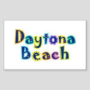 Tropical Daytona - Rectangle Sticker
