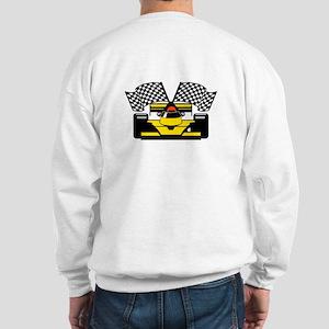 YELLOW RACECAR Sweatshirt