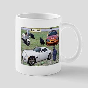 Let's Ride Mug