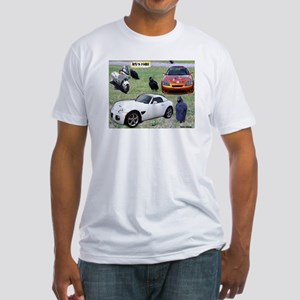 Let's Ride Fitted T-Shirt