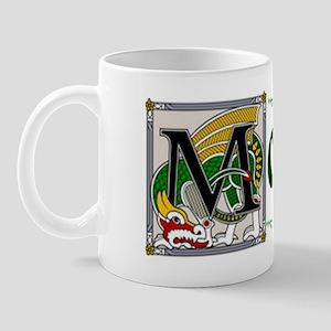 McKay Celtic Dragon Mug