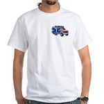 EMS Ambulance White T-Shirt