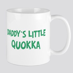 Daddys little Quokka Mug