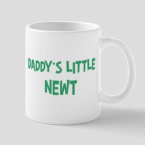 Daddys little Newt Mug