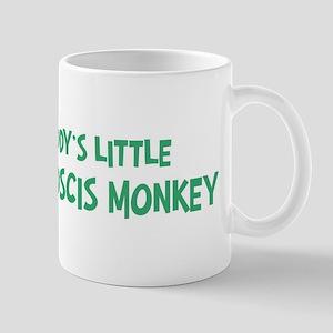Daddys little Proboscis Monke Mug