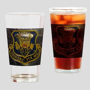 hahn air base, 50th TFW Drinking Glass